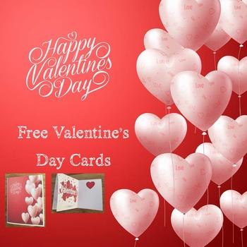 Free Valentine's Day Cards