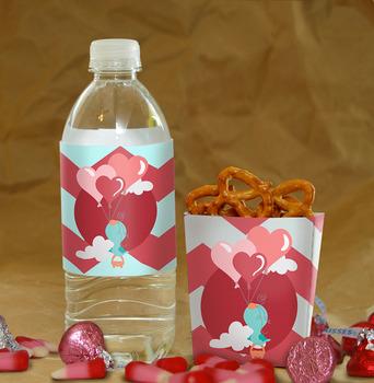 Free Valentine's Day Craft Treats Printable