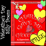 Free Valentine's Day Readers' Theater Script Poem - Free Poetry - Grades 3-6