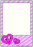 Free*** Valentine's Day Stationary Writing Paper