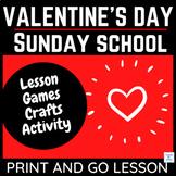 Sunday School Lesson | Valentine's Day Lesson