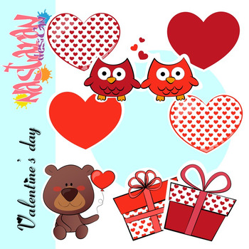 Free Valentine's Day Clipart