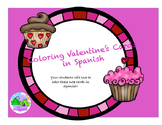Free Valentines Cards in Spanish