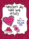 Free Valentine's Day Class Book