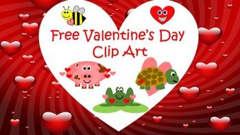Free Valentine's Day Clip Art