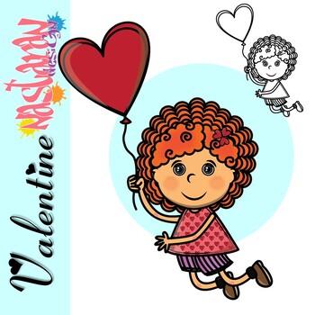 free valentine s day clip art by nastaran teachers pay teachers rh teacherspayteachers com Monster Clip Art for Teachers free clipart to use on teachers pay teachers