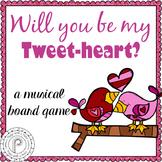 Free! Valentine's Day Music Game