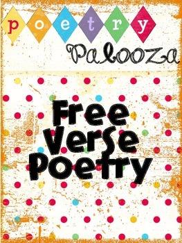 Free Verse Poetry Packet