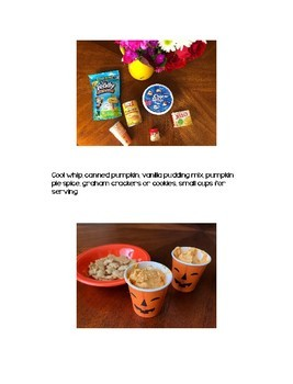 Free Visual Recipe Pumpkin Dip