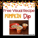 Free Visual Recipe Pumpkin Dip