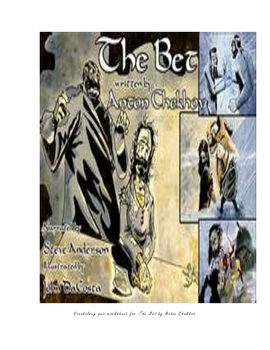Free Vocabulary Quiz worksheet for The Bet by Anton Chekhov