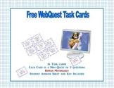 Roman Mythology -Free Webquest Task Cards