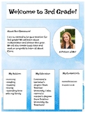 Free Welcome Letter Templates