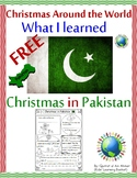 Free What I Learned---Christmas in Pakistan