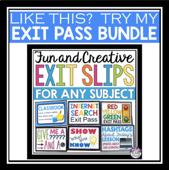 FREE EXIT PASS ASSIGNMENT: CHECK MY INTERNET HISTORY
