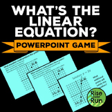 Linear Equation Game (Given Two Points)