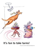 Free 'Wild About Manners' Poster