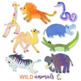 Free Wild Animal Clipart