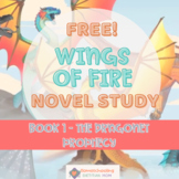 Wings of Fire Novel Study SAMPLE