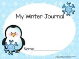 Free Winter Journal Printable