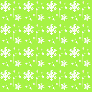 Free Winter Snowflake and Stars Pattern Digital Paper in 8 Colors