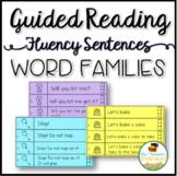 Free Word Family Fluency Sentences