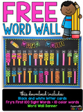 Free Word Wall