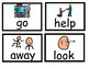 40 Free Pre-Primer Dolch Word Wall Cards and Flashcards, with Boardmaker Symbols