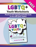 Free Worksheets from LGBTQ+ Youth