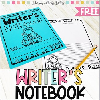 Free Writer's Notebook