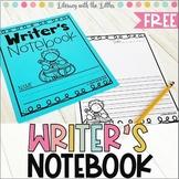Free Writer's Notebook