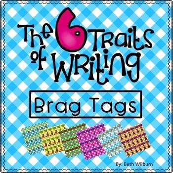 Free Writing Brag Tags