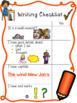 Free Writing Checklist Chart