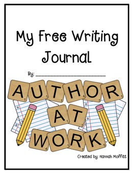 Free Writing Journal
