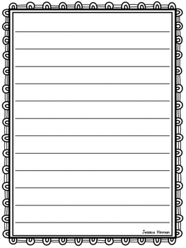 Free Writing Pages