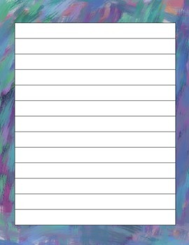 #kindnessnation Free Writing Paper Printables