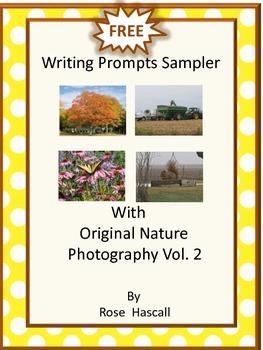 Free-Writing Prompts Sampler