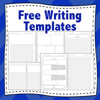 Free-Writing Templates