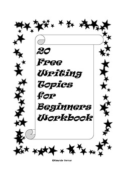Free Writing Workbook for ESL Beginners