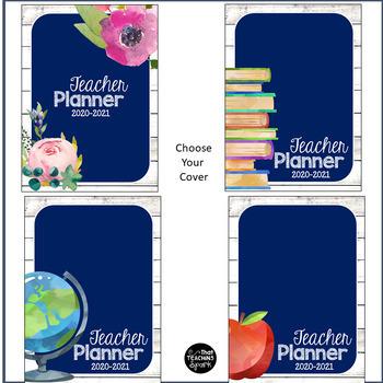 Free Teacher Planner Calendar