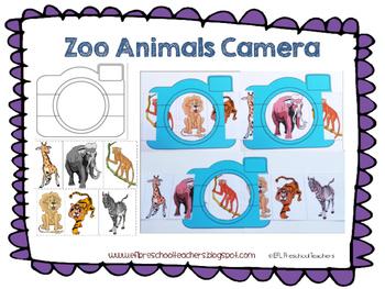 More Zoo Animals