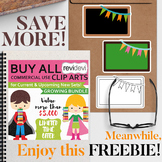Free back to school chalkboard clipart and Buy All Sale