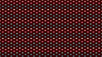 Free black and polka dot digital paper