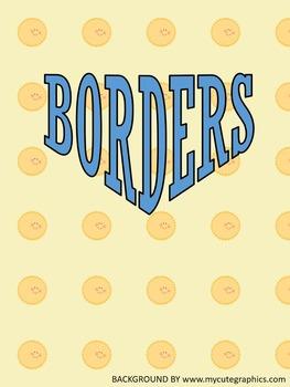 Free borders