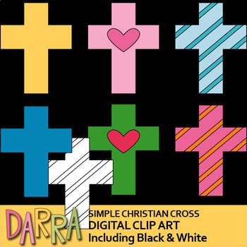 Free clip art download - Simple Christian Cross Clipart