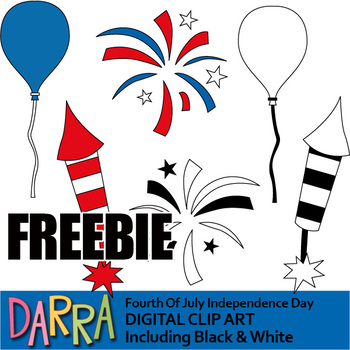 Free clip art for Fourth Of July Activities