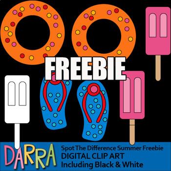 Free clip art for summer activities