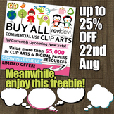 Free clip art sample for Buy Everything from my store - Cl