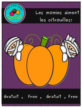 Free clipart:  Les momies
