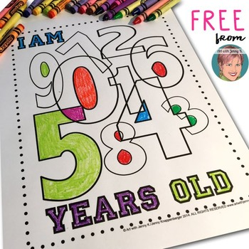 Free coloring sheet for kids